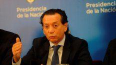 El ministro de Producción y Trabajo, Dante Sica.