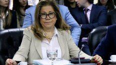 La legisladora del Frente Renovador explotó contra el presidente de la Cámara, Emilio Monzó.
