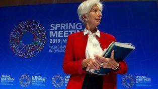 El FMI entiende que la economía argentina empezó a funcionar