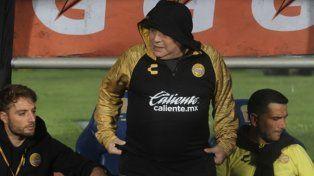 Otro hijo de Maradona se presentó en Tribunales de La Plata
