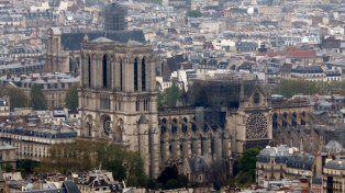 Las donaciones para reconstruir Notre Dame superan los 500 millones de euros