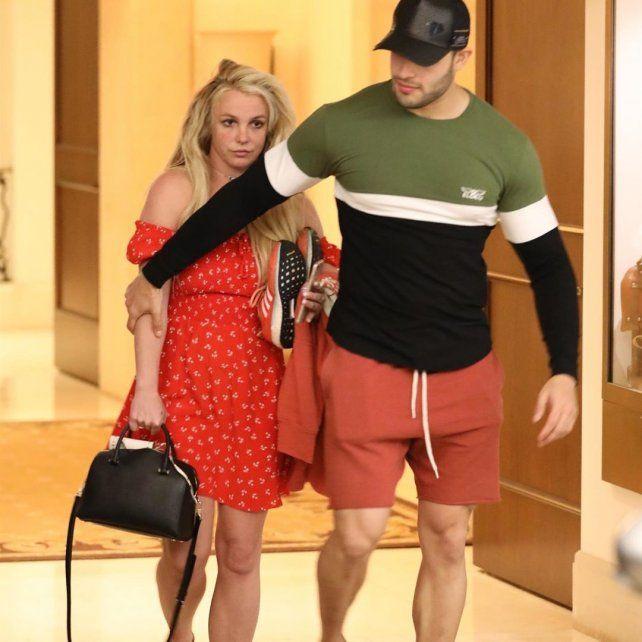 Las fotos de Britney Spears cuando salió de un centro psiquiátrico