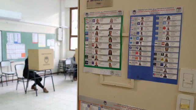 Santa Fe elige a sus candidatos a gobernador en las PASO
