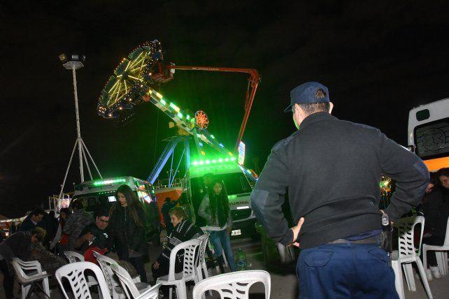 Pánico en un parque de diversiones en San Juan copy