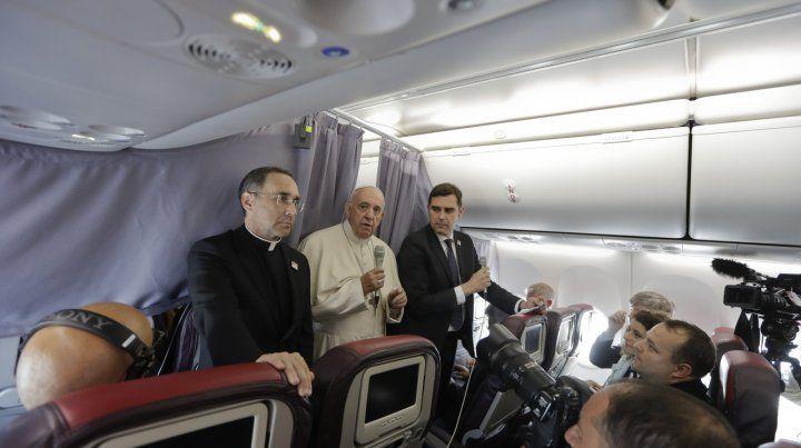 Francisco. De regreso a Roma.