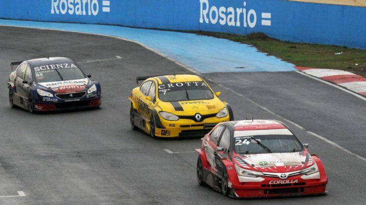 El Super TC 2000 ya se palpita en Rosario