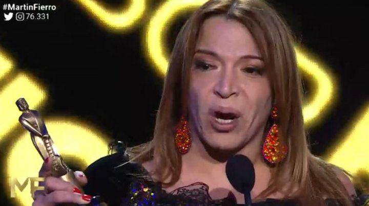 Lizy Tagliani: Los pobres no somos brutos, necesitamos posibilidades copy