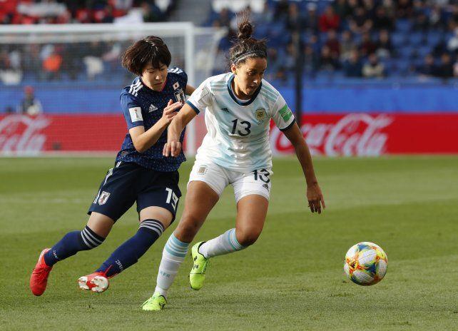 Fútbol femenino: Argentina logró un histórico empate ante una potencia en el Mundial copy