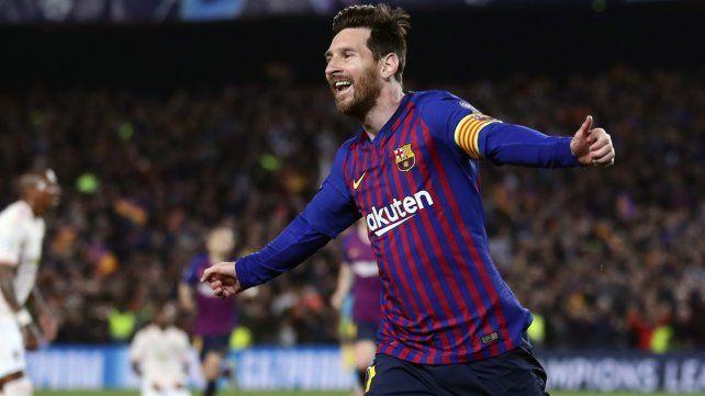 Messi llegó a la cima de los deportistas mejores pagos del mundo