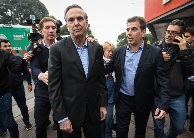 Va a haber mucho peronismo detrás de Macri, dijo Pichetto