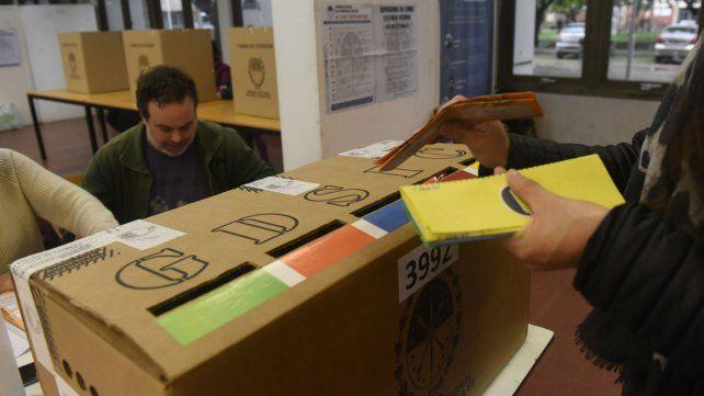 Las elecciones se normalizaron a partir de que se pudo restablecer el servicio de energia.
