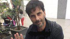 Darthés volvió al país junto a su mujer después de seis meses en Brasil