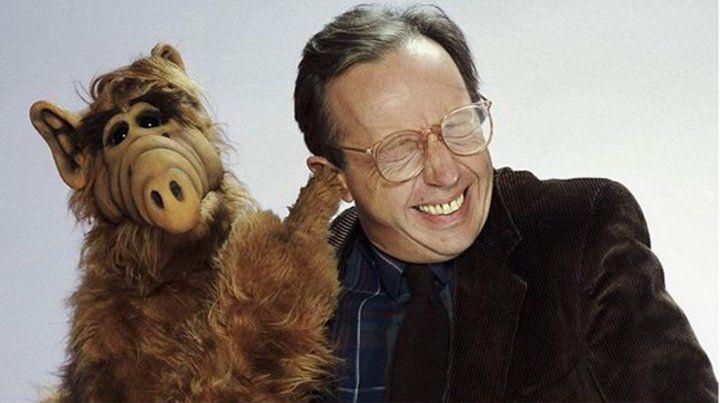 Falleció el actor Max Wright, el padre de la familia de Alf