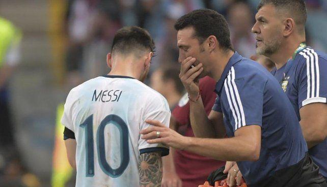 De taquito Argentina le ganó a Venezuela