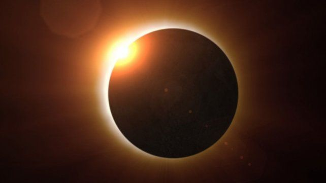 El eclipse comenzará alrededor de las 16.25 y se extenderá hasta las 18.45.