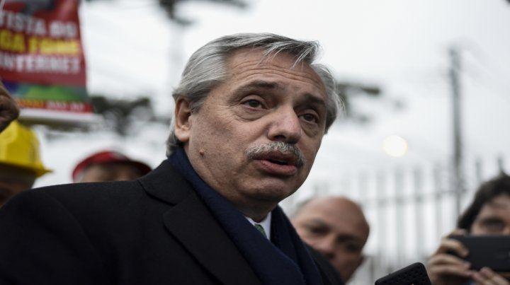 Fernández dijo que en Venezuela hay arbitrariedades y abusos del Estado.