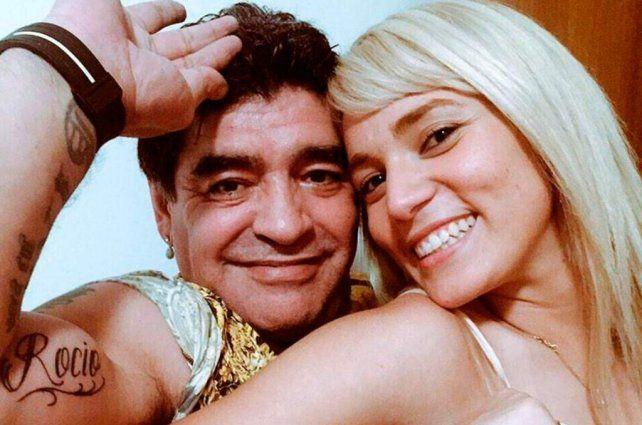 Ana Rosenfeld confirmó el acercamiento de Rocío Oliva y Maradona