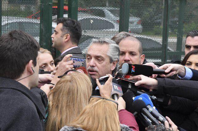 Alberto Fernández: Siempre fui crítico del memorándum con Irán