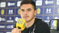 El juvenil, que tiene chances de emigrar, confesó que está contento con su rendimiento ante Patronato.