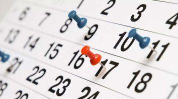 ¿que pasa con el feriado del 17 de agosto?