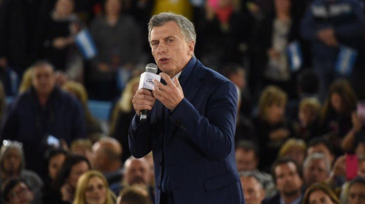Macri dijo que sabemos que falta