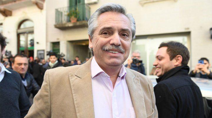 A Alberto le gustaría tener a Lavagna de ministro de Economía