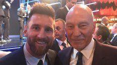 Cuando un X-Men conoció a Messi