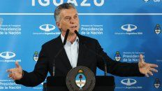 macri aseguro que escucho la demanda de los argentinos