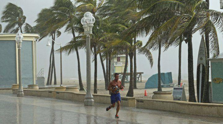 Las fotos de Dorian en la Florida