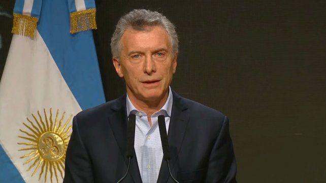 Macri: La herramienta para luchar contra la pobreza es la educación