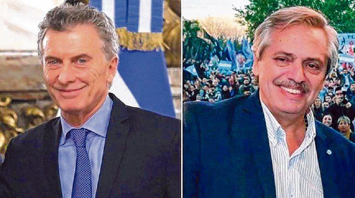 Macri y Fernández