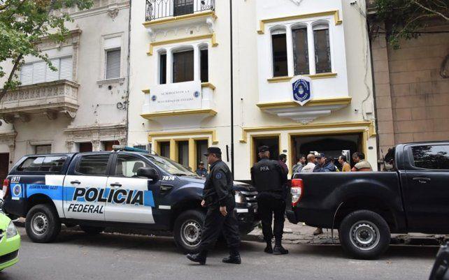 Detuvieron al exjefe de la Policía Federal que fue baleado