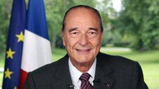 murio a los 86 anos el expresidente de francia jacques chirac