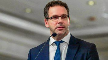 Expectativas. Guido Sandleris, titular del Banco Central.