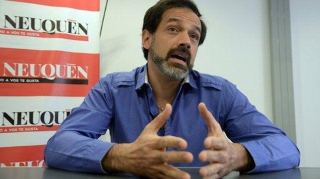 El médico Leandro Rodríguez Lastra.