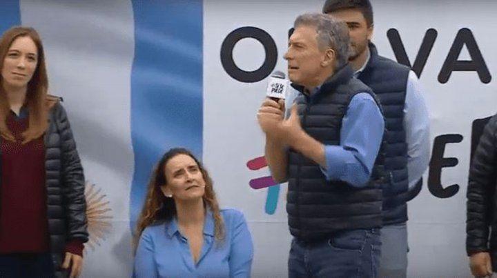 Macri: estamos echando al narcotráfico de nuestro país