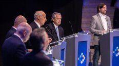 Fernández, Macri y los cruces más picantes del debate