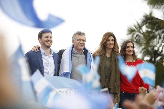Macri: Ustedes son el corazón, la fuerza y el motor de este país