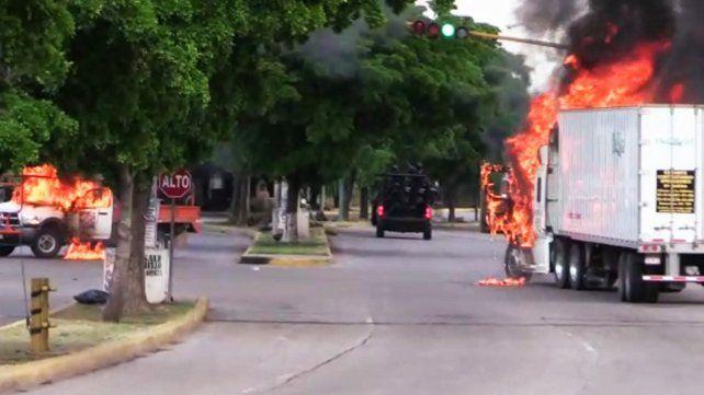 Localizaron a un hijo del Chapo Guzmán en Sinaloa y se desató el caos