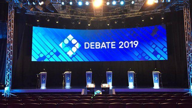 Seguridad, el primer tema que dividió las aguas en el debate