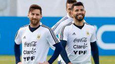 Messi y Agüero están nominados al Balón de Oro 2019