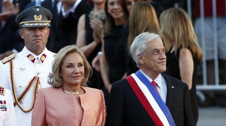 El audio de la primera dama de Chile: Es como una invasión alienígena