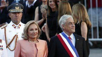 el audio de la primera dama de chile: es como una invasion alienigena