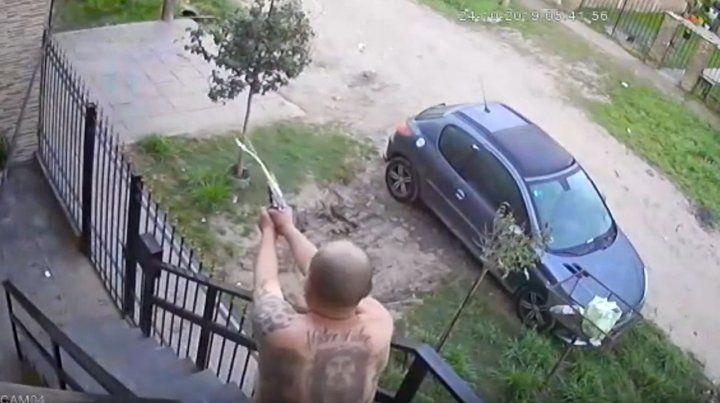 Salió en defensa de su sobrino en un asalto y mató al ladrón