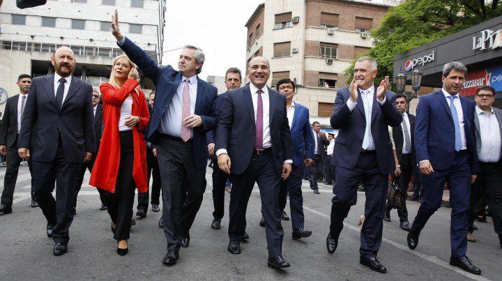 Alberto Fernández: Vamos a enfrentar un tiempo complejo