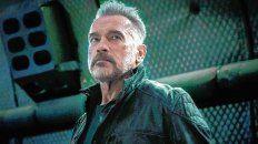El exterminador. Arnold es un robot que quedó atrapado en el pasado.