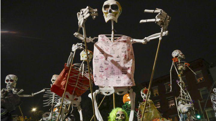 Las mejores imágenes de Halloween 2019
