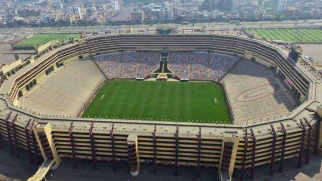 Robaron en el estadio donde se jugará la final de la Copa Libertadores
