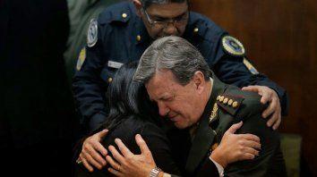 El Tribunal Oral de Tucumán absolvió a César Milani, el exjefe del Ejército Argentino.