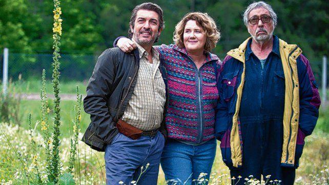 La odisea.... Competirá en la categoría de mejor filme iberoamericano.
